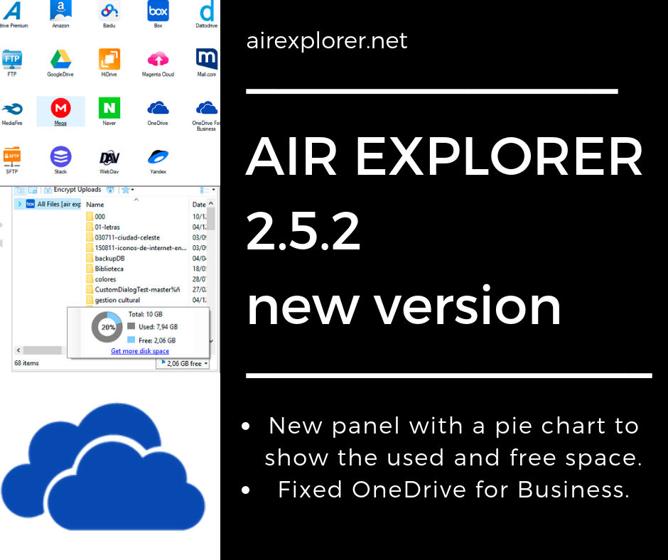 AIR EXPLORER 2.6.0new version