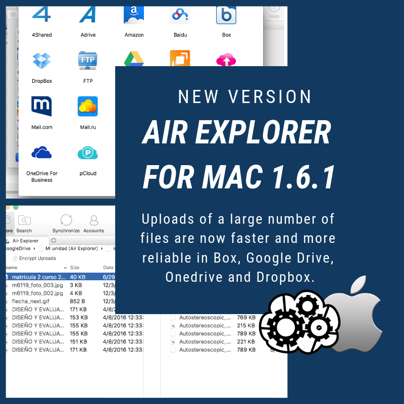 Air Explorer Blog | The Multicloud Manager