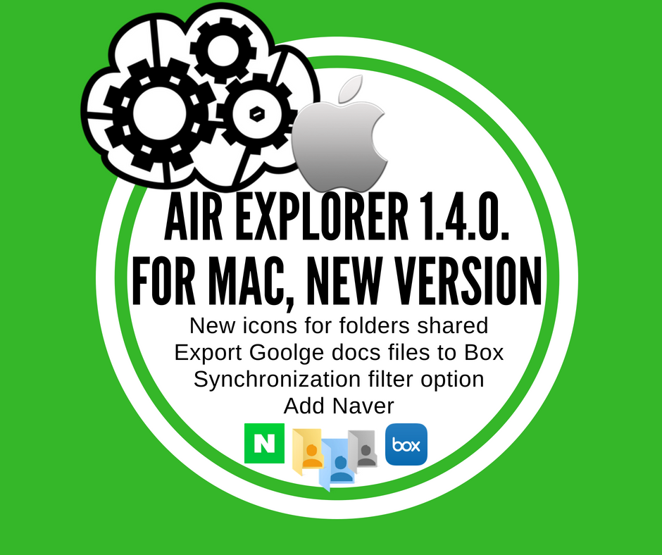 new version 1.4.0. for Mac