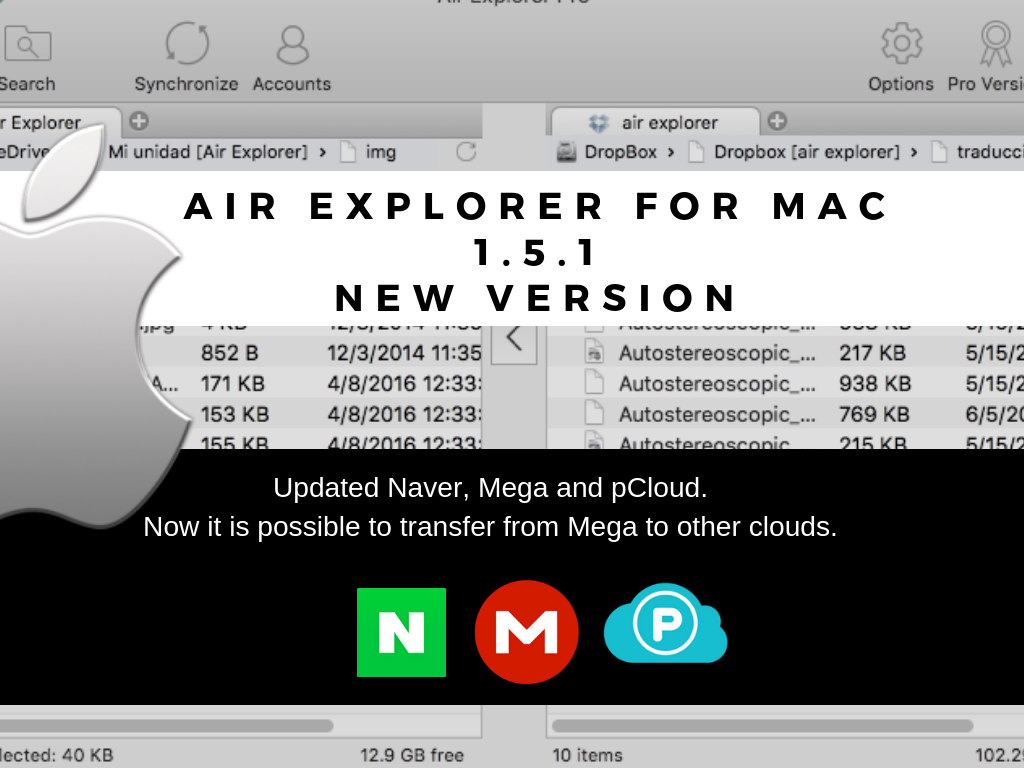 macAir Explorer 1.5.1new version
