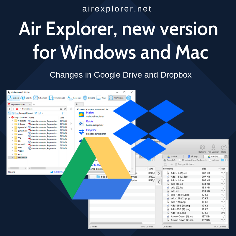 air explorer new version 256