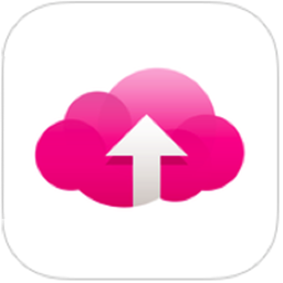 logo magenta cloud